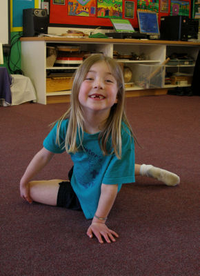 MILTON KEYNES Childrens Yoga Training - On-Site Learning