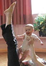 Parent Baby Yoga Training
