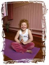 Toddler Yoga Training