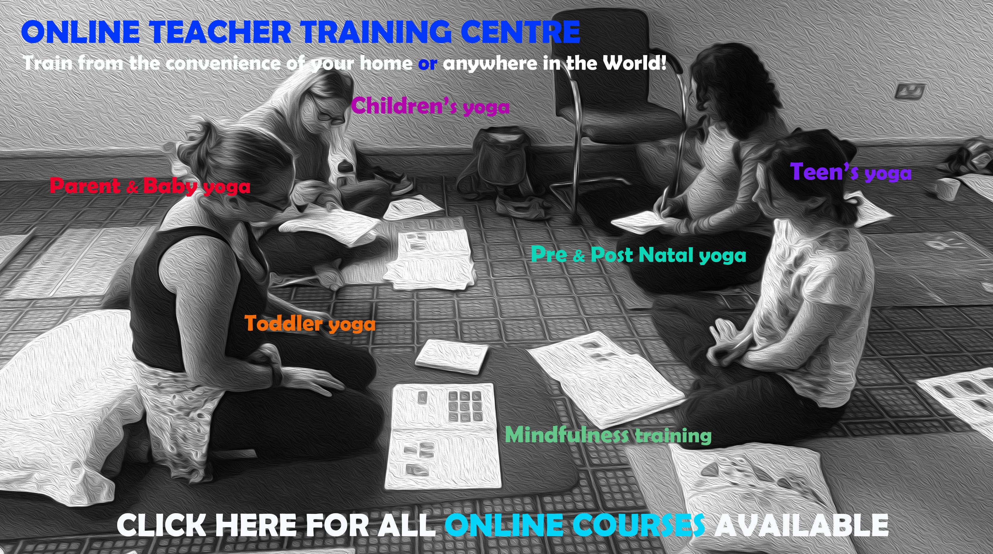 Pre and Post Natal Yoga Teacher Training – Yogakidz